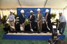 UF Health Wildlight groundbreaking