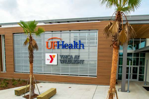 Wildlight rehab exterior