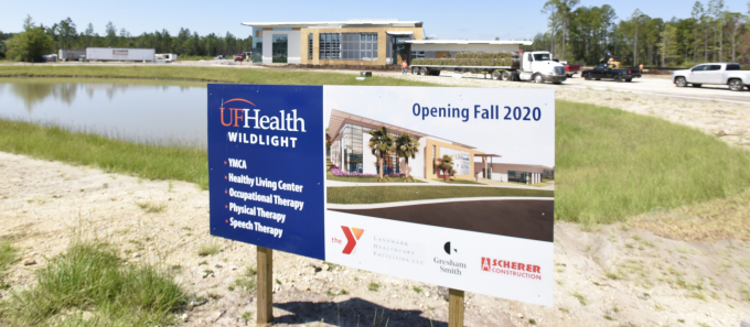 UF Health Wildlight Coming Soon
