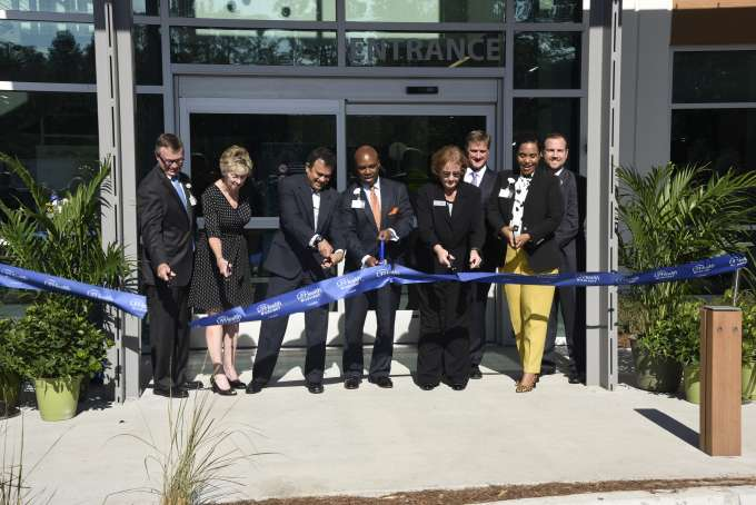 UF Health Wildlight MOB Ribbon Cutting