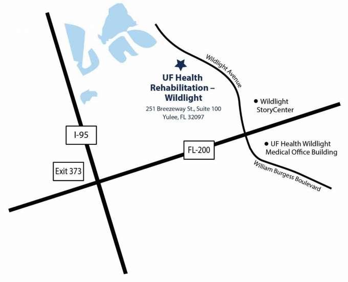 Wildlight rehab map